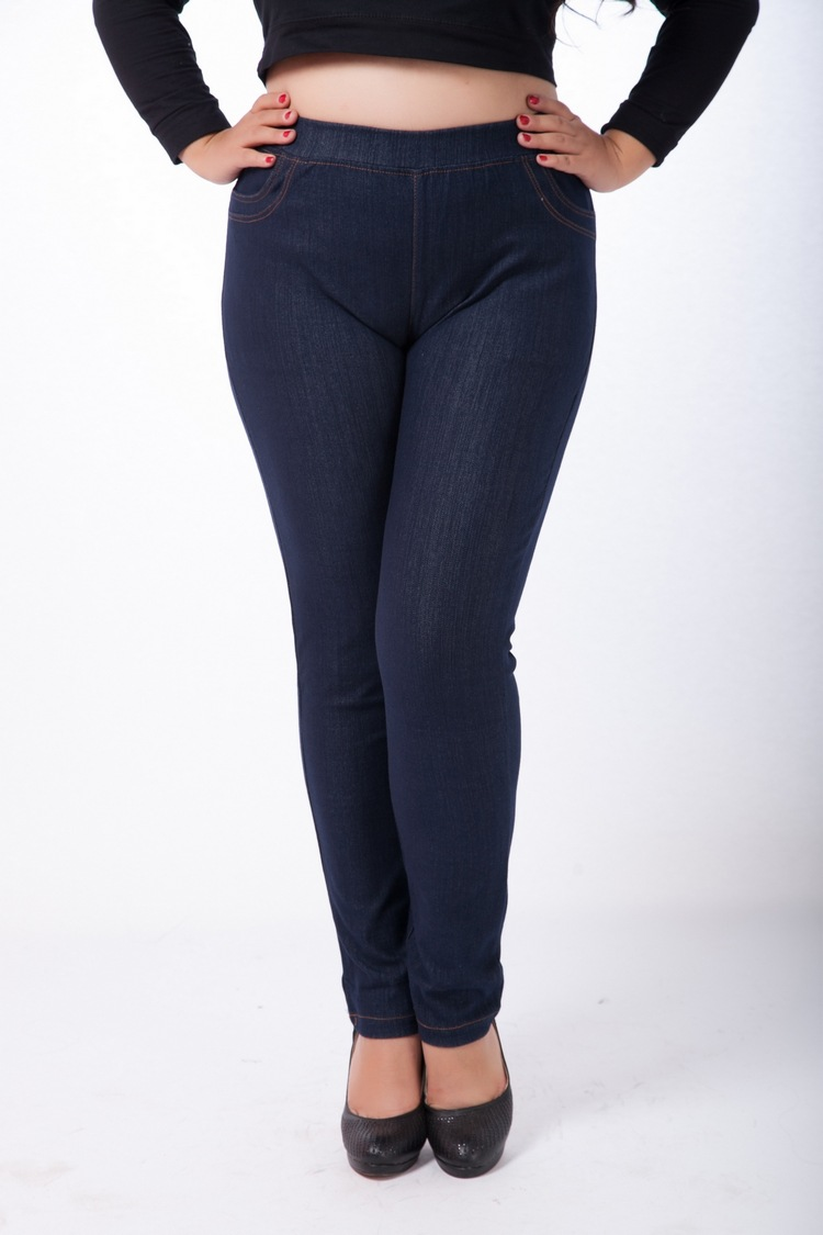Jean grande taille stretch s'adapte à toutes morphologies 2