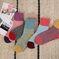 JOYA de LA CALLE Pop de Alta Calidad de Boho Gitana Marca Dama de la Moda calcetines y Medias de Cine Japonés Calcetines Cortos Llanura Mullido Barco calcetines