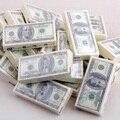 Tecido toalhas de papel toalhas de papel de notas de dólar personalidade criativa tecido rolos de impressão lenços de papel do dólar