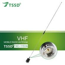 TSSD Brand NEW VHF 136 174Mhz NMO antena mobilna TXC 1151A do samochodu