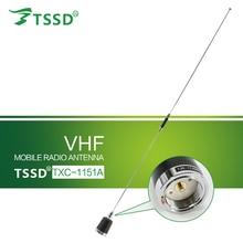 TSSD Merk NIEUWE VHF 136 174 mhz NMO Mobiele Antenne TXC 1151A voor Auto