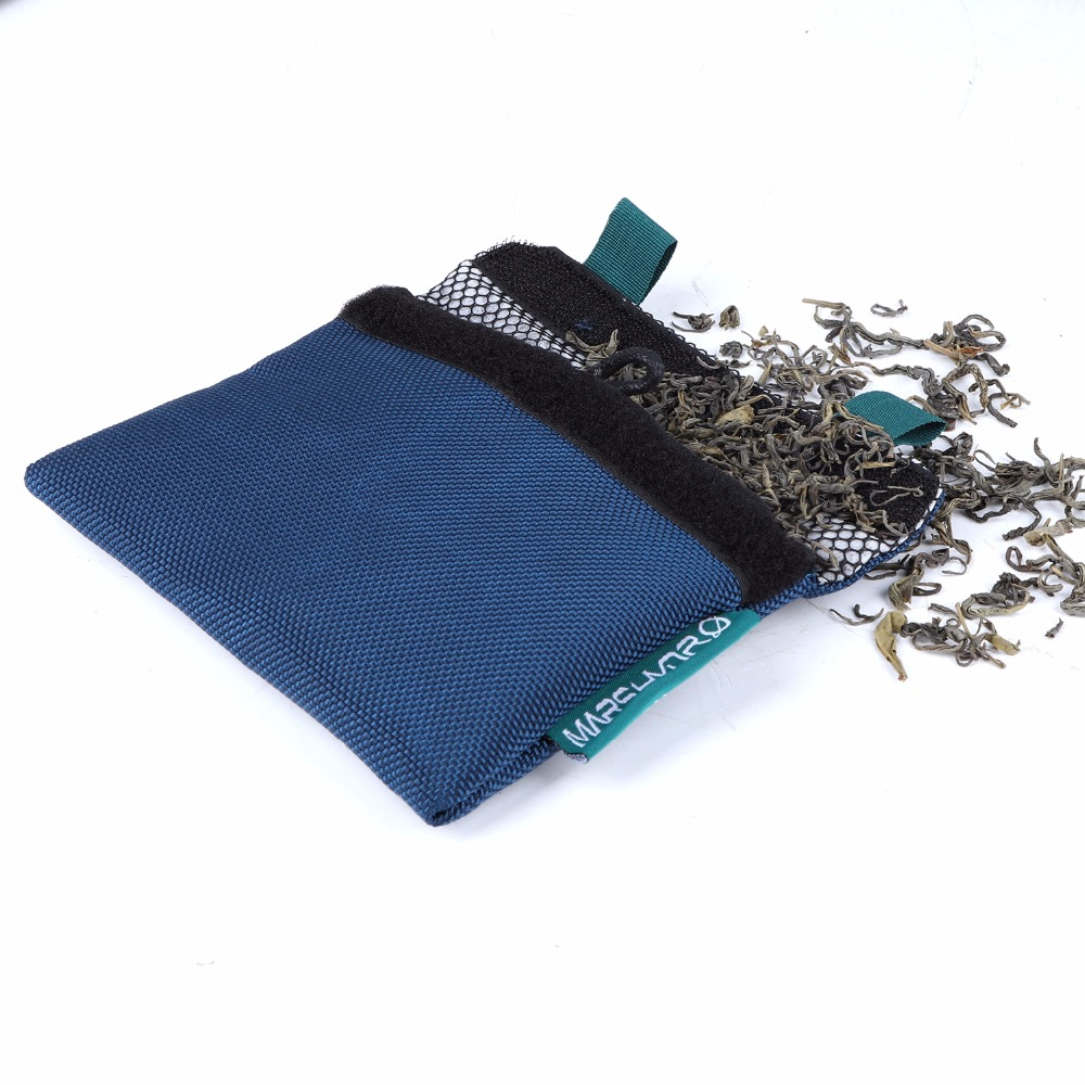Mars Hydro Discreet Smell Proof Bag DOG TESTED(black/Blue/Gray)