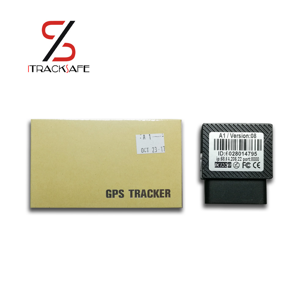 16 PIN Auto Car GPS Tracker locator with Web Vehicle Fleet Management system IOS & Android APP 2