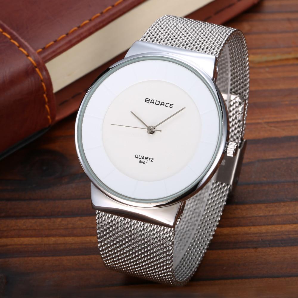 BADACE Мъжки часовници Топ марка - Мъжки часовници - Снимка 4