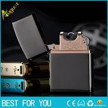 10ชิ้น/ล็อตUsbบุหรี่อิเล็กทรอนิกส์สูบบุหรี่ไฟแช็WindproofไฟฉายusbบิวเทนเบาเบาArcเบาเบาชาร์จ