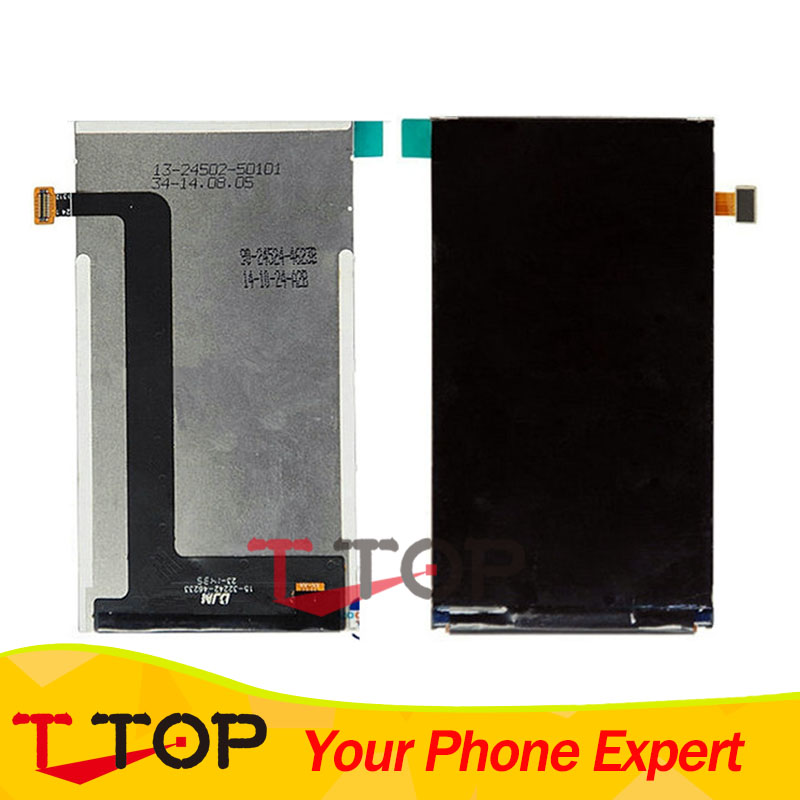 IQ 4416 LCD For Fly IQ4416 ERA Life 5 LCD Display Digitizer Screen Panel Replacement Part With Tracking Number 1PC/Lot