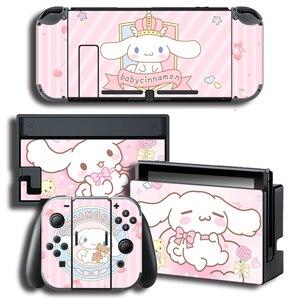 Image 1 - Adesivo Skin per schermo in vinile adesivi protettivi per pelli di cane alloro per Nintendo Switch NS Console + Controller + adesivo per supporto