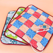 220V  Plug Pet Electric Heating Blanket Cat Heated Pad Anti-scratch Dog Mat Sleeping Bed For Autumn Winter Free