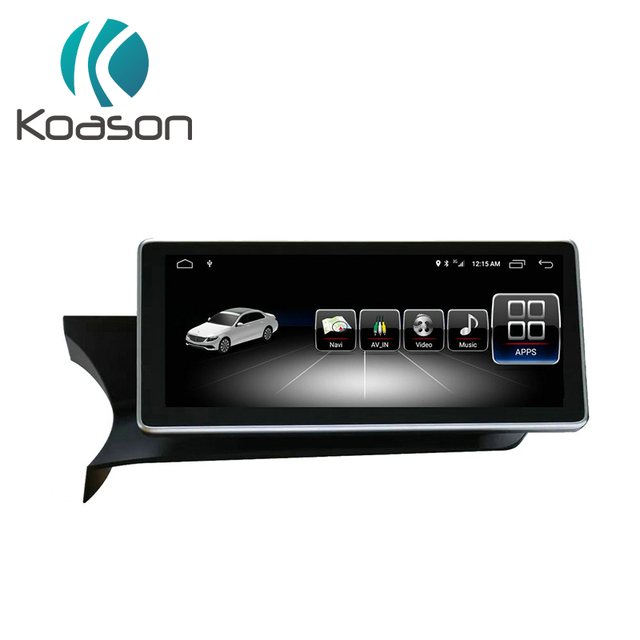 "Koason 8-core Android 8.1 4+64G GPS Navigation for Benz C Class W205 GLC 10.25"" touch screen stereo radio Car multimedia Player"