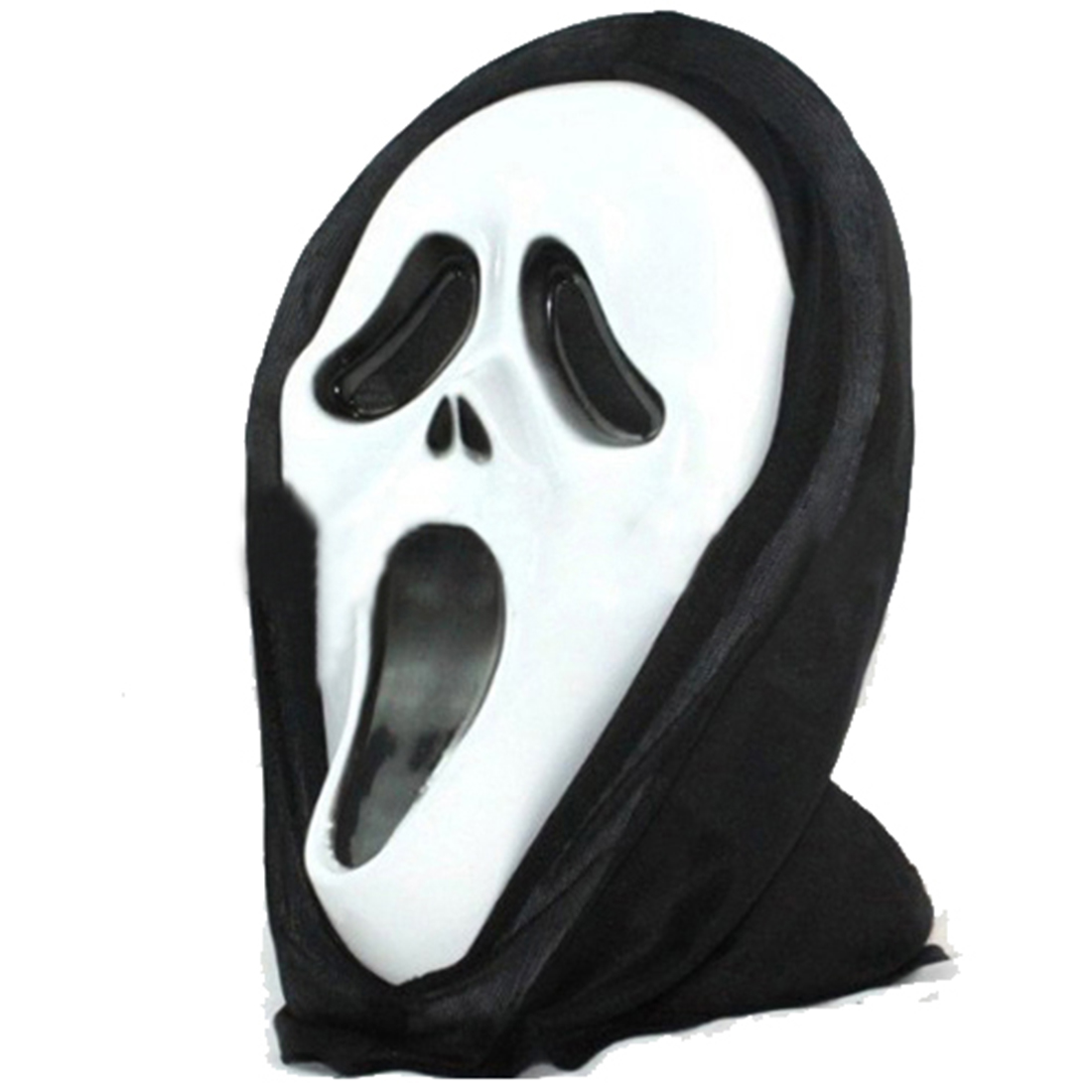 Hot Sale 1Pc Scary Ghost Face Scream Mask Creepy for Halloween ...