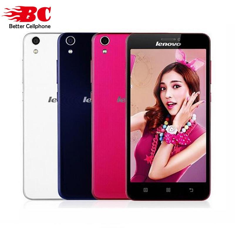 Original Lenovo S850 MTK6582 Quad Core 5 IPS 1280x720P Android 4.4 Dual Sim 13.0MP Camera 1GB RAM 16GB ROM Mobile Smart Phone