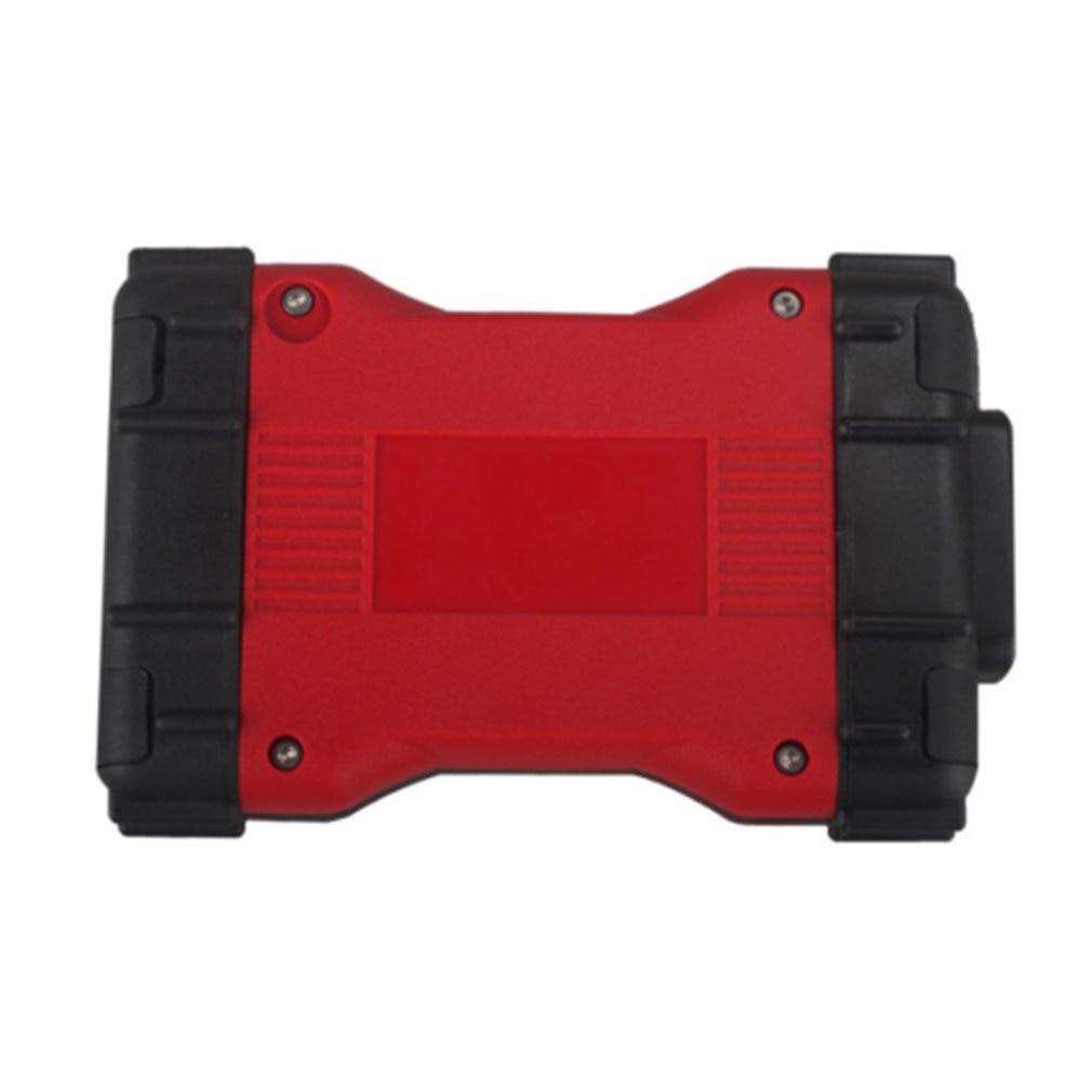 Профессиональный VCM II автомобиля диагностический инструмент для Ford Полный чип VCM IDS ii V101 OBD2 инструмент для Mazda сканер автомобилей