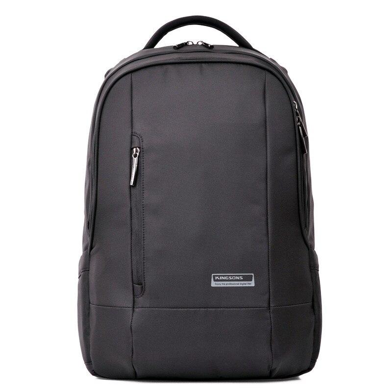 15.6 inch Black Laptop Backpack Daily Rucksack Men Computer Bagpacks Mochila Feminina Bag School Bags Men's Backpack