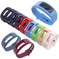 Superior Quality Luxury Silicone Watch Replacement Band Strap For Samsung Gear Fit 2 SM-R360 Sept6