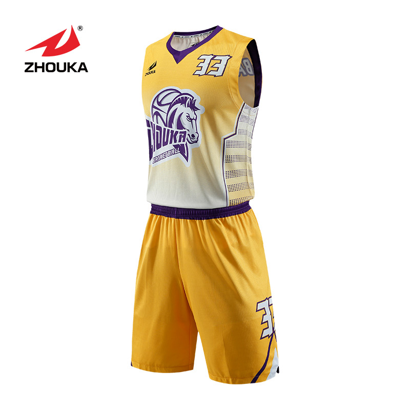 Top Quality Cheap Sublimation Custom Basketball Jersey Design Wholesale  Blank Basketball Jerseys-in Basketball Jerseys from Sports   Entertainment  on ... d8e822116