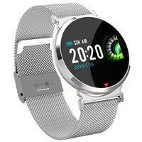Smart Watch Men Women Fitness Tracker HD IPS Screen intelligent Wristband Heart Rate Monitor Waterproof Sports Smart Watch Clock