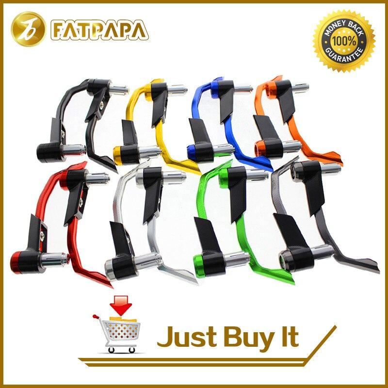 FATPAPA - Бесплатная доставка мотоцикл тормоз сцепление защиты рычаг для Honda NC700S NC700X NC750 С/Х MSX125 синдромом беквита-видемана125