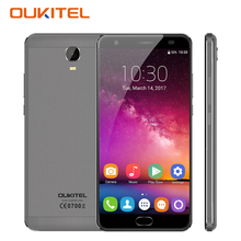 Oukitel MT6750T K6000 Plus 4G LTE Teléfono Móvil MTK Octa Core 4G RAM 64G ROM 5.5 Pulgadas Smartphone Android 7.0 Huella Digital 6080 mAh