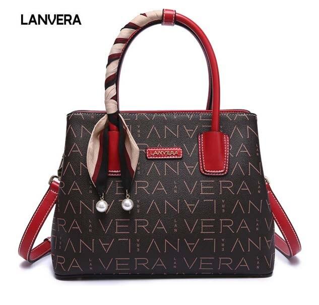 цена на 2018 new Brand leather formal business woman bag Three-dimensional brown ladies messenger bag. Middle-aged woman leather handbag