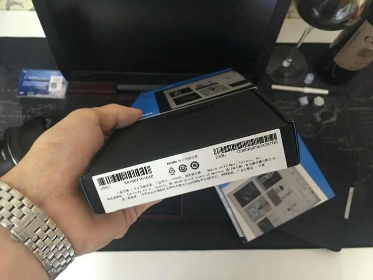 Nuevo kindle 8 generación 2016 modelo de libro electrónico eink lector de tinta electrónica 6 pulgadas pantalla táctil wifi ereader mejor que kobo