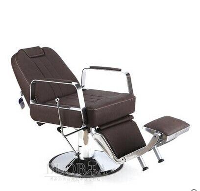 Новый парикмахерский салон высококлассные парикмахерские кресла. стул парикмахера. большой гостевой чай