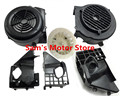 GY6 125 Cooling Radiator Stator AB Motorcycle Scooter Engine Fan Side Covers