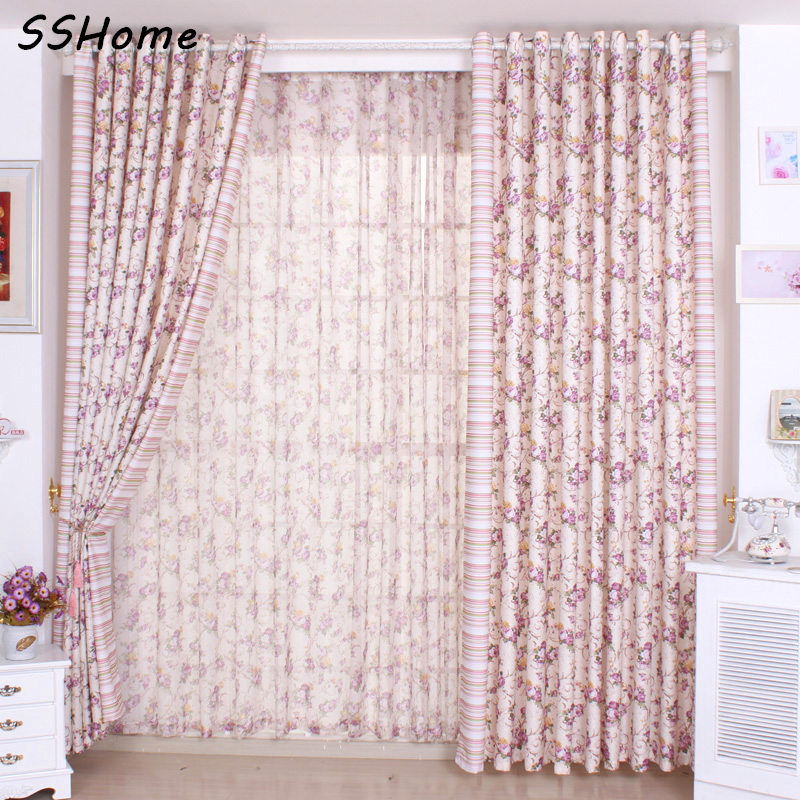 Millenum Rustic Curtain Dodechedron Fresh Living Living Room Bedroom Windo