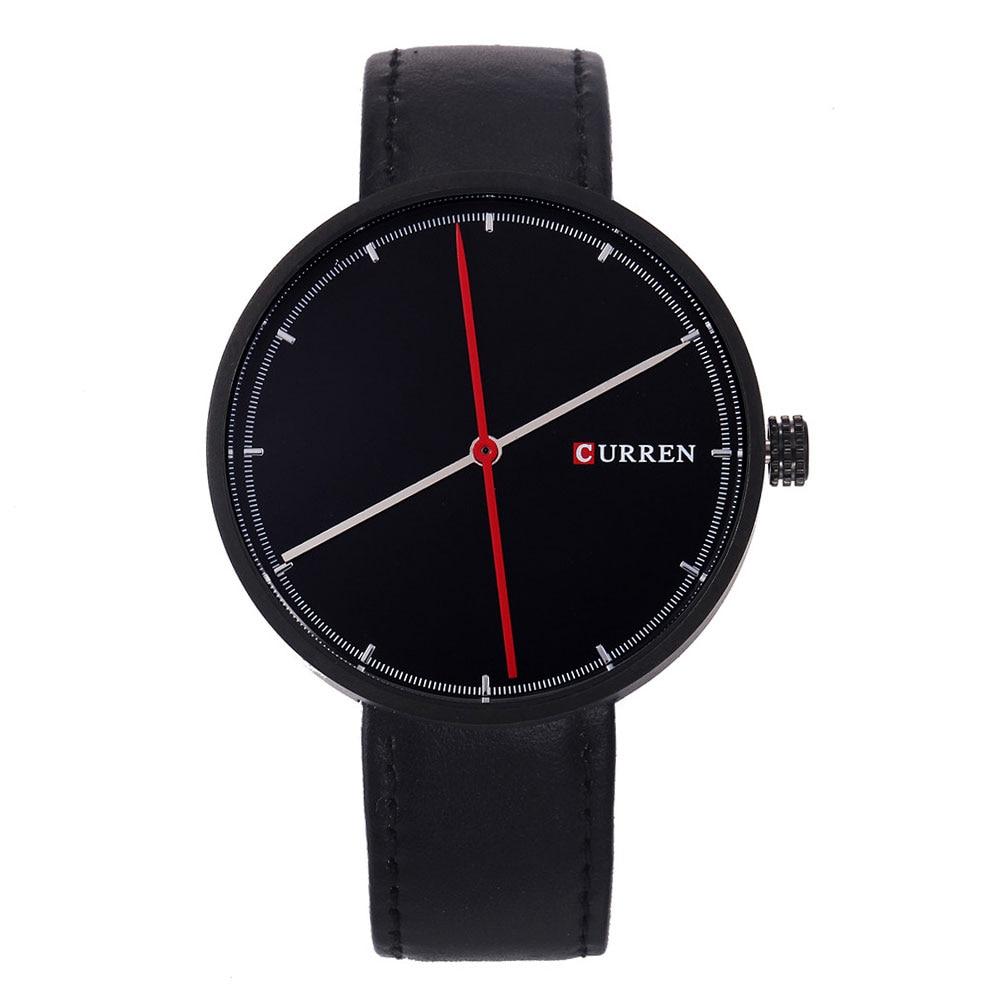 CURREN Fashion font b Men b font Quartz Watches font b Men b font Luxury Brand