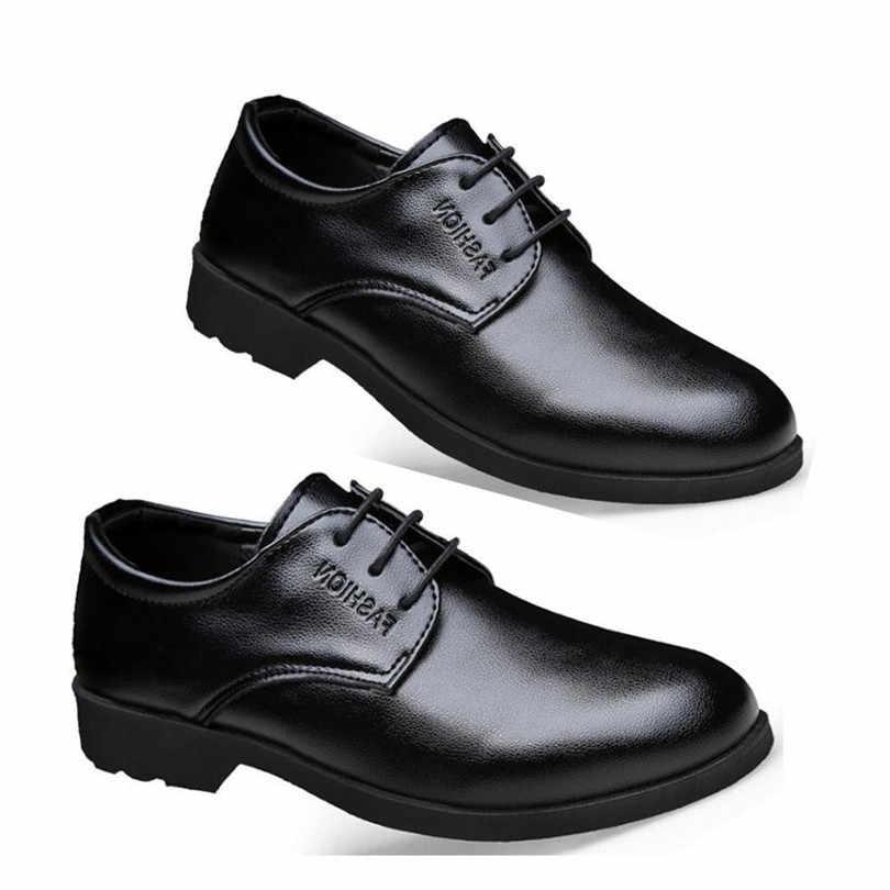 LIN kral moda erkek resmi ayakkabı düz sivri burun elbise üzerinde kayma Oxfords ayakkabı düğün parti ayakkabıları erkek Zapatos De hombre