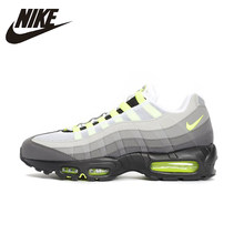 hot sales e5943 d396e NIKE Air Max 95 OG Original Mens Running Shoes Mesh Breathable Stability  Support Sports Sneakers For