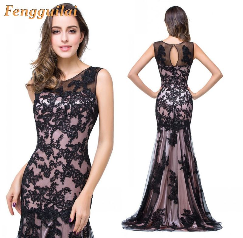 FENGGUILAI Dress For Women 2019 Elegant Formal Ball Gown Long Party Female Casual Plus Size Slim Maxi Dresses White