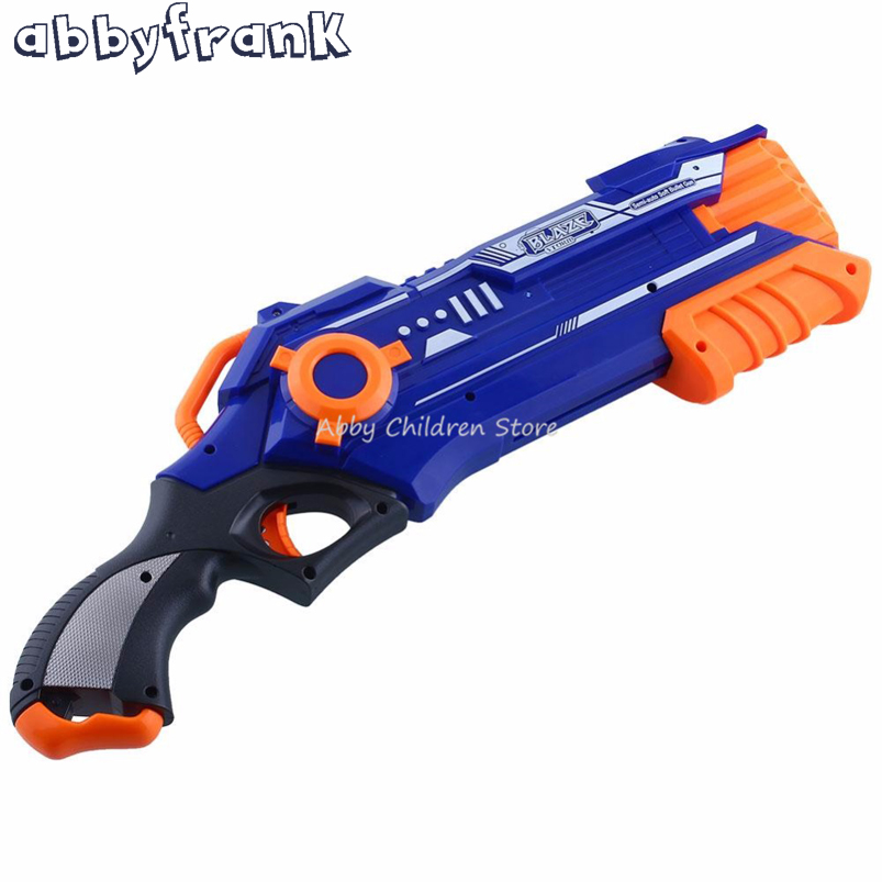 Plastic Toy Gun Pistol Gun Battle Game Sniper Rifle Orbeez Arme Blaster With 12 Darts Arma Kids Toys For Children Birthday Gifts
