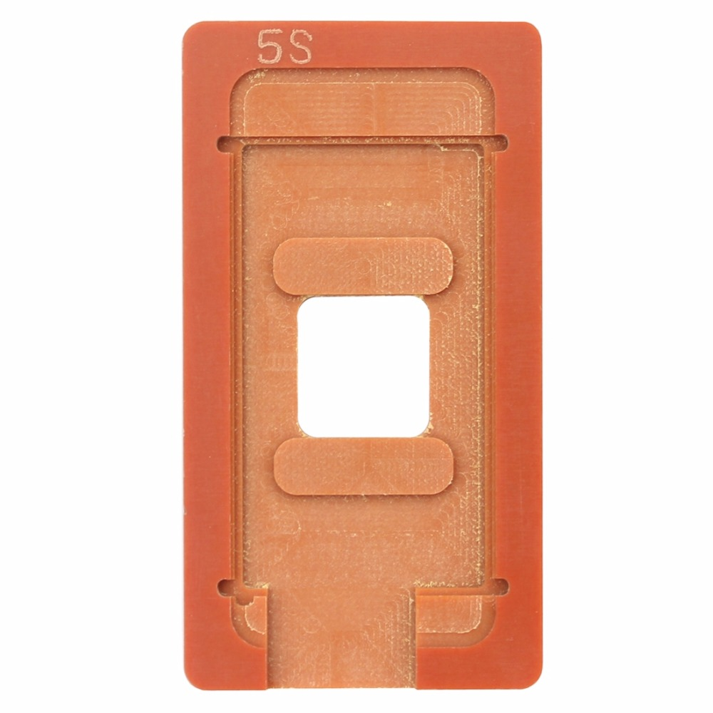 Bakelite Solid Precision Screen Refurbishment Mould Molds For iPhone 5 & 5s & 5C image