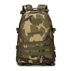 Для мужчин Для женщин Военная Униформа армии Рюкзаки Треккинг Камуфляж сумка рюкзак