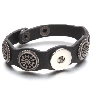 Adjustable Snap Bracelet Vinta