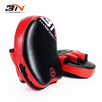 Boxing Hand Target Muay Thai MMA Boxing Gloves Punch Pad Focus Sanda Training Gloves PU Foam