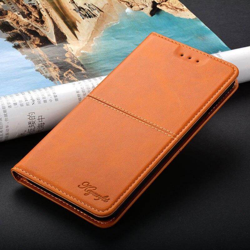 Caso para um HTC desire D520 M9 M10 10 pro X9 X10 12 U11 U12 plus luxury Vintage Leather Flip coque capa phone case capa funda