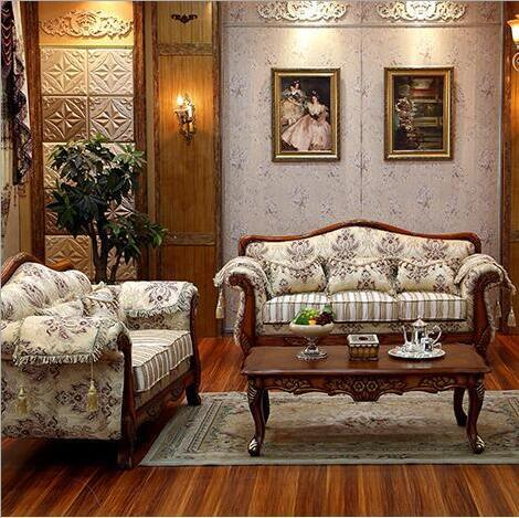 living room furniture modern fabric sofa European sectional sofa set 1032