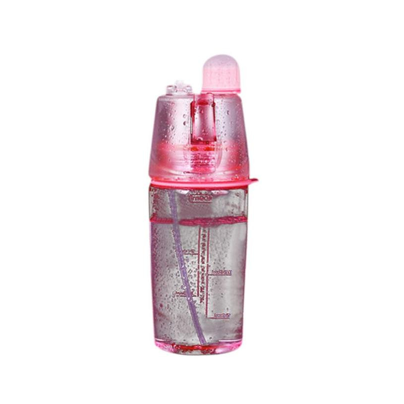 TS#403 Outdoor Bicycle kettle Sport Travel Water Drink Bottle Portable Leak Proof Cup Spray Bottle Free Shipping