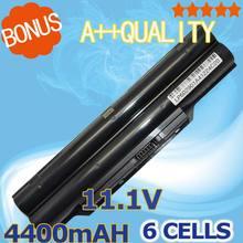 Bateria do Portátil para Fujitsu Fpcbp250 Fpcbp250ap Bp250 4400 MAH DA Lifebook A530 A531 Ah530 Ah531 Lh52 e c Lh520 Lh530 Ph521 Cp477891