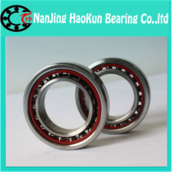 100mm diameter Angular contact ball bearings 7020 C/DB 100mmX150mmX48mm,Contact angle 15,ABEC-1 Machine tool