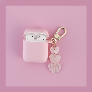 Popular Love keychain Pink col