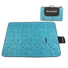Impermeable al aire libre colchoneta de camping de picnic playa intex bebé climb plaid pad tapete carpa cama para dormir yoga 200 cm * 200 cm cm-01