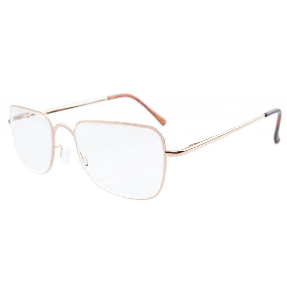 af8688a6f29 R1501 Eyekepper Stainless Steel Frame Spring Hinges Reading Glasses  +4.5 5.0 5.5 6.0 6.5 7.0 7.5 8.0