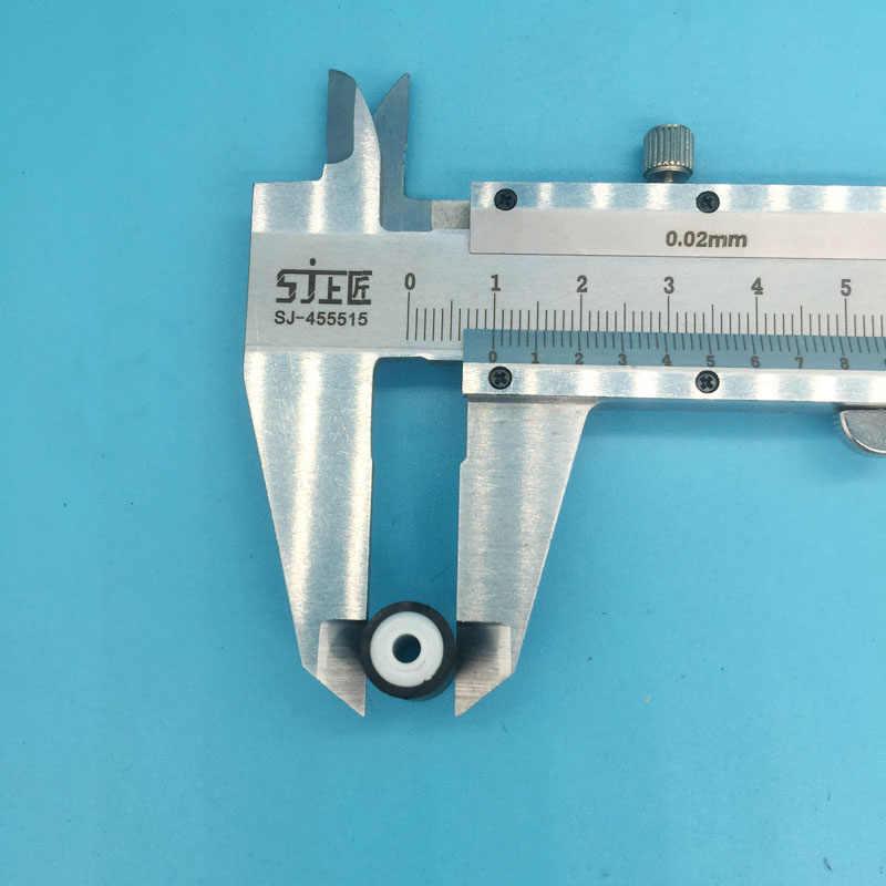 Manusia Printer Kertas Rol Karet untuk EP-Anak DX5 DX7 Kepala Allwin Niprint Xuli Yaselan Plotter Kertas Tekanan Pinch roller 20 Pcs