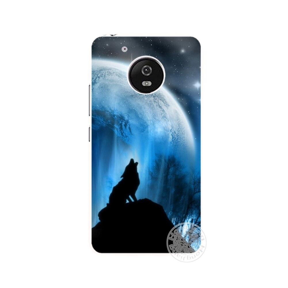 HAMEINUO wolf animal case cover for For Motorola moto G6 G5 G5S G4 PLAY PLUS ZUK Z2 pro BQ M5.0