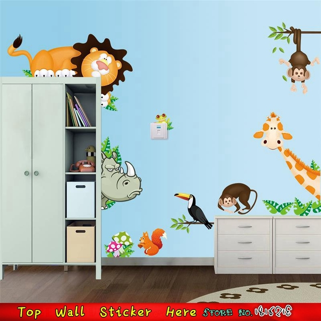 Stickers Da Parete Bambini. Best Stickers Per Bambini Adesivi Murali ...