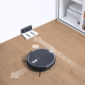 Image 4 - ILIFE  A8 Robot Vacuum Cleaner for Thin Carpet Camera Navigation Various Cleaning modes