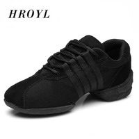 Size 34 44 Women Sneakers With Platform Mesh Canvans Dance Sneakers For Girls And Ladies Sport