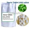 Envío gratis 1000 unids/bolsa 0 calorías de azúcar de stevia extracto de Stevia edulcorantes Naturales sin Grasa mantener delgado